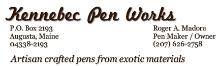 Kennebec Pen Works
